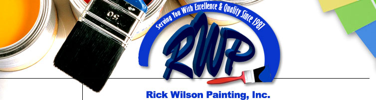 Rick Wilson Painting, Inc.